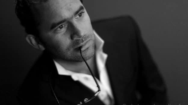 Photo de Julien Bocher - voix off masculine film institutionnel