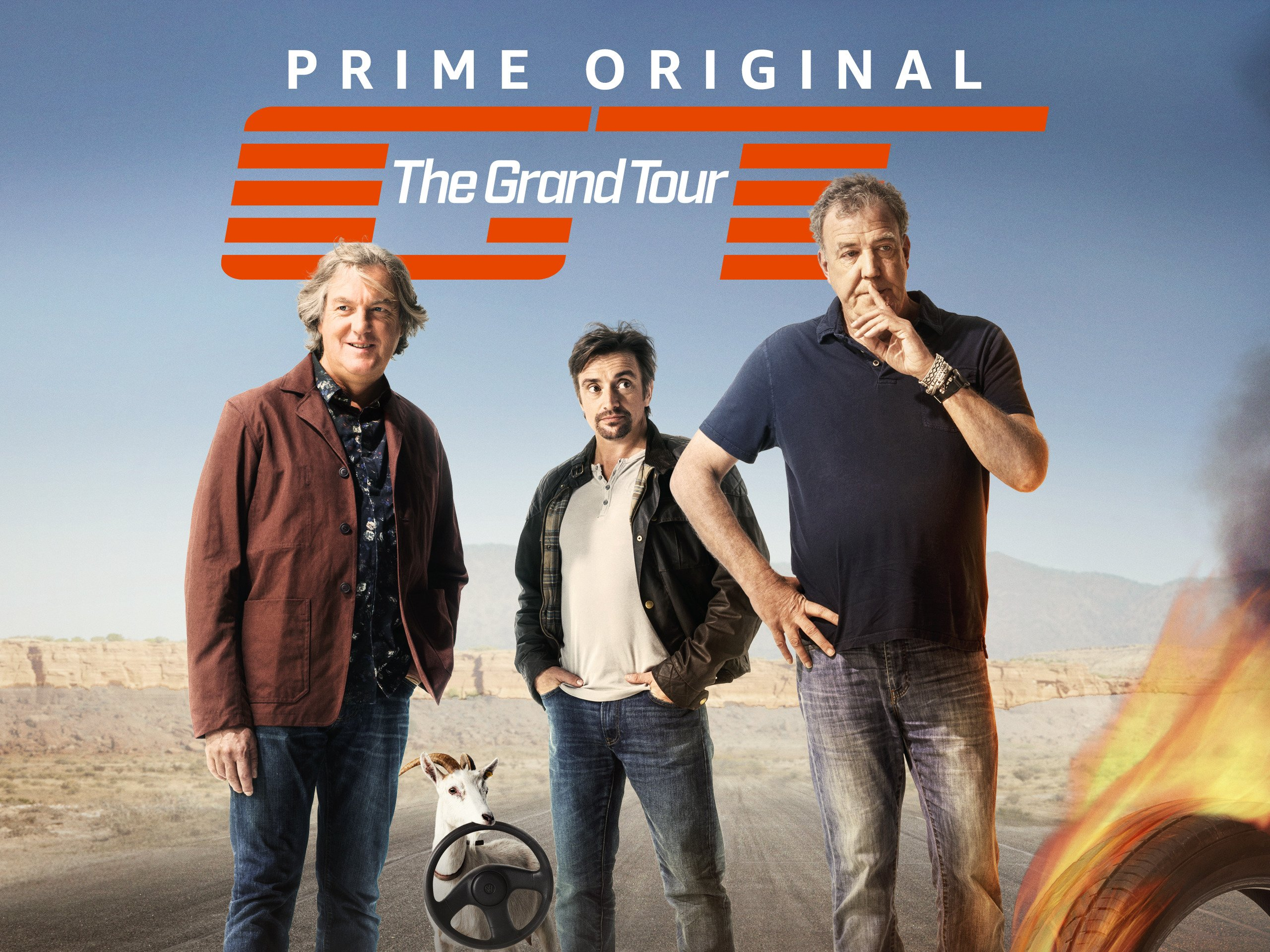 voix off the grand tour